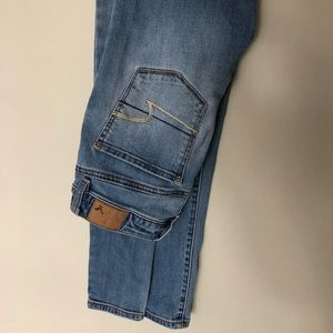 American Eagle Superstretch Skinny